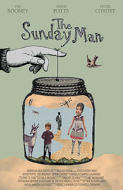 The Sunday Man Poster